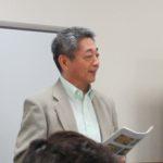 平成30年度女性起業芽でる塾実践編講師 関洋一さん